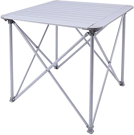 KingCamp Lightweight Aluminum Rolling Table